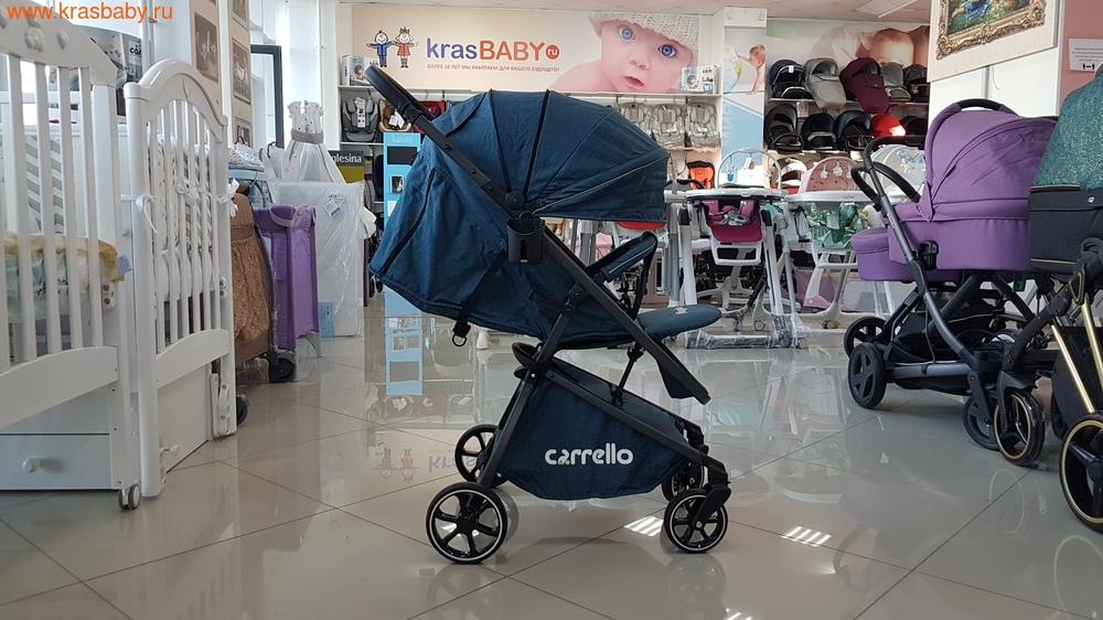 Коляска прогулочная CARRELLO MAGIA (6,5кг) (фото, вид 3)