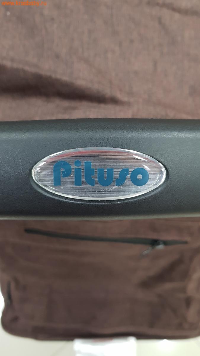 Коляска прогулочная PITUSO TOLEDO (фото, вид 6)