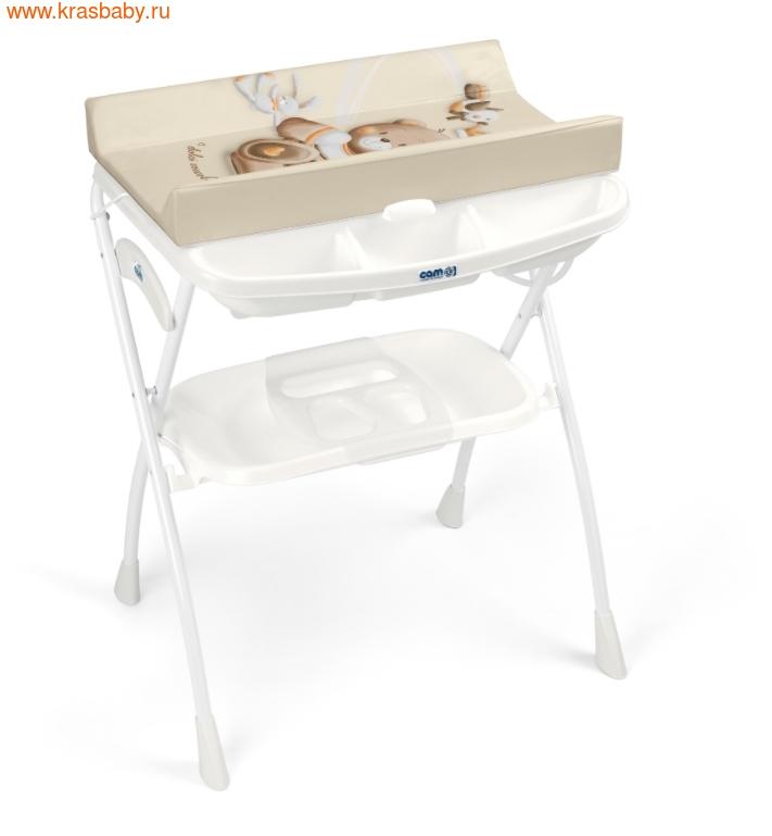 Пеленальный столик CAM Volare с ванночкой (фото, вид 15)