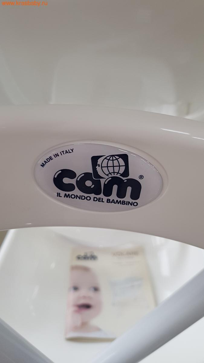 Пеленальный столик CAM Volare с ванночкой (фото, вид 3)