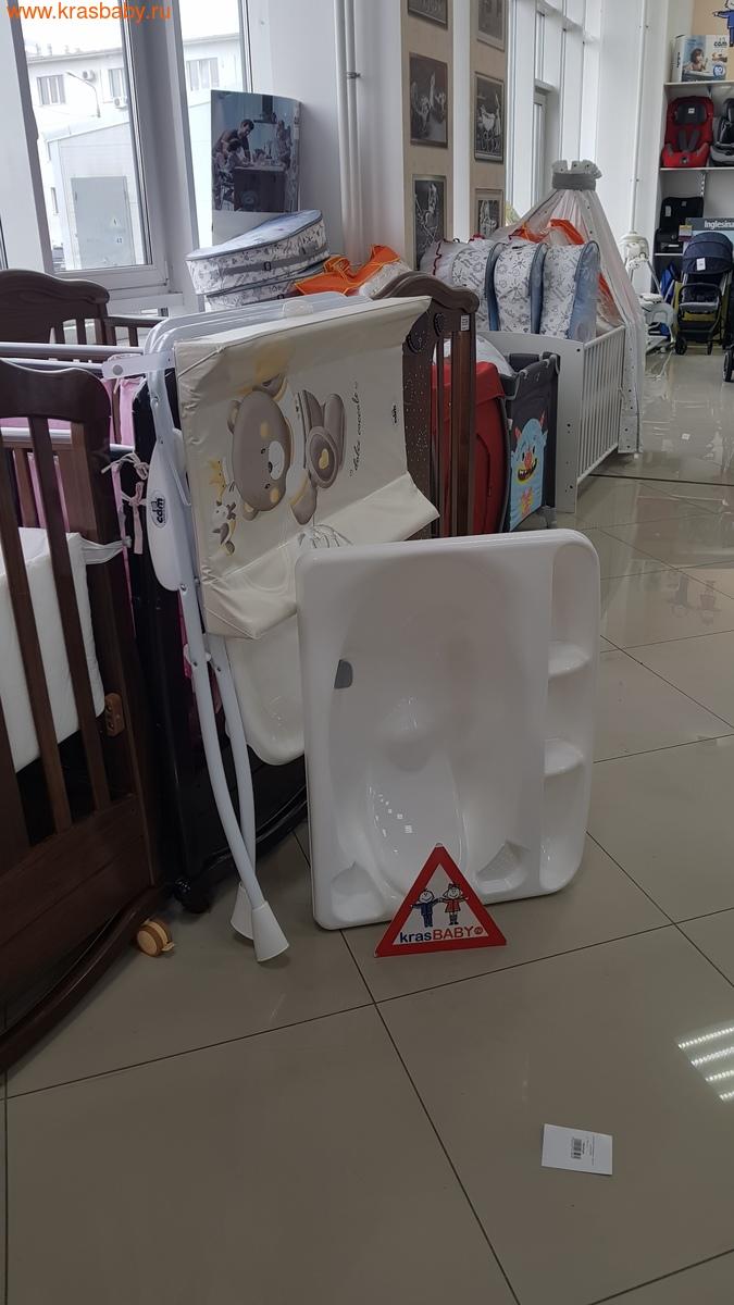 Пеленальный столик CAM Volare с ванночкой (фото, вид 8)
