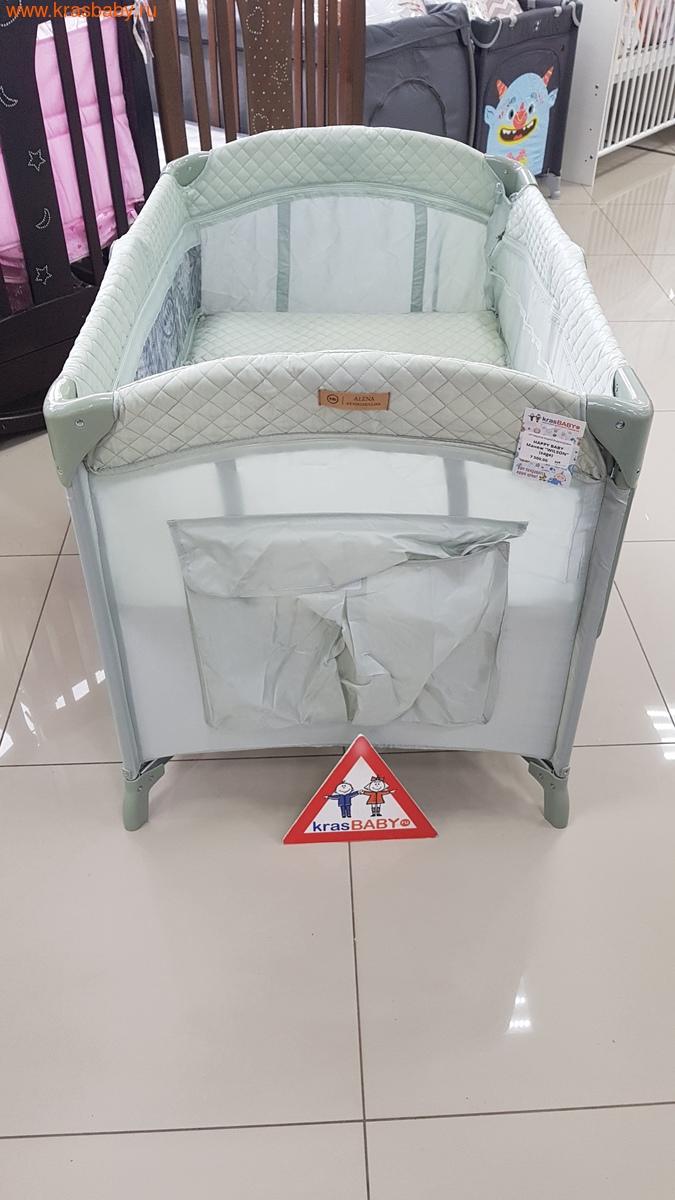 """Манеж-кровать HAPPY BABY """"WILSON"""" (фото, вид 3)"""