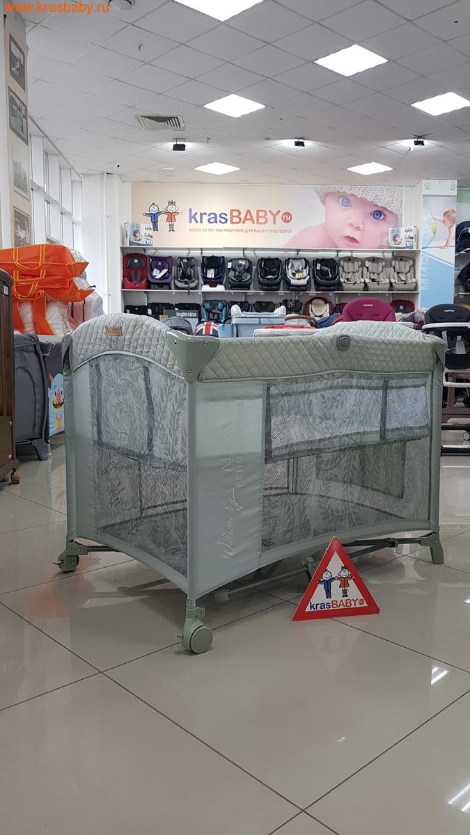 """Манеж-кровать HAPPY BABY """"WILSON"""" (фото, вид 4)"""