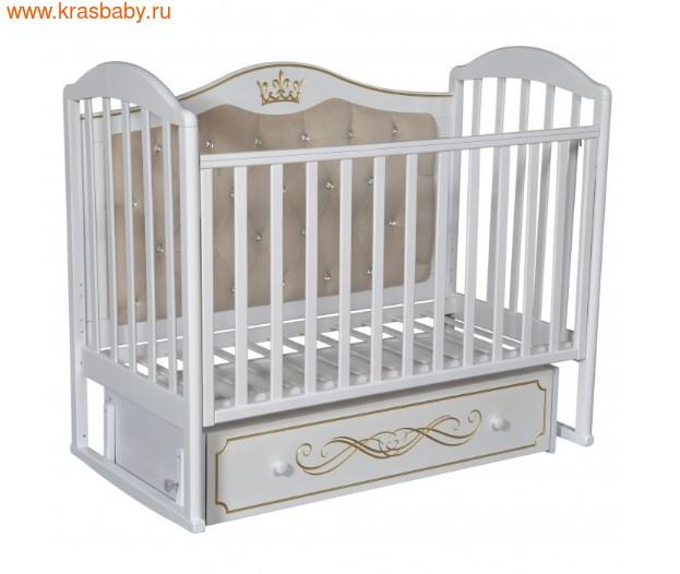 Кроватка Кедр Emily 4 (фото, вид 20)