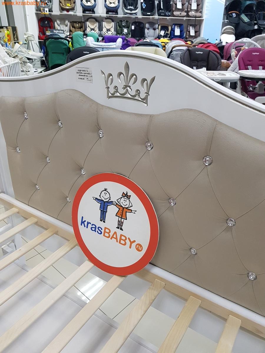 Кроватка Кедр Emily 4 (фото, вид 4)