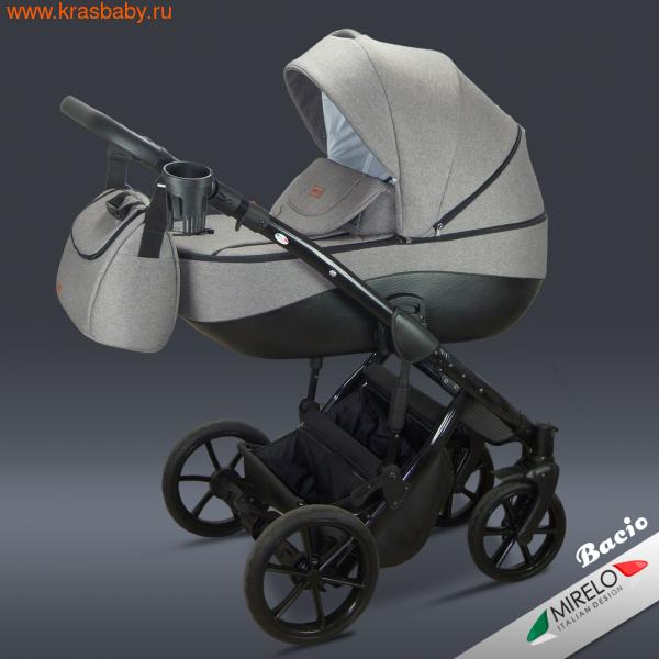 Коляска для новорожденного MIRELO BACIO ETNA 3 В 1 (фото, вид 2)