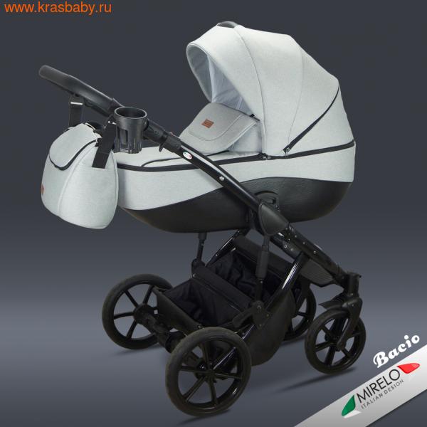 Коляска для новорожденного MIRELO BACIO ETNA 3 В 1 (фото, вид 3)