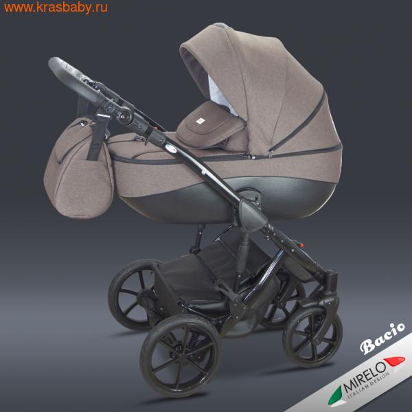 Коляска для новорожденного MIRELO BACIO ETNA 3 В 1 (фото, вид 6)