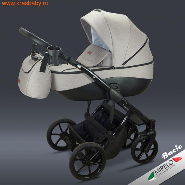 Коляска для новорожденного MIRELO BACIO ETNA 3 В 1 (фото, вид 7)