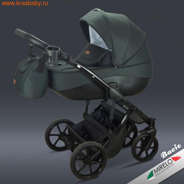 Коляска для новорожденного MIRELO BACIO ETNA 3 В 1 (фото, вид 8)