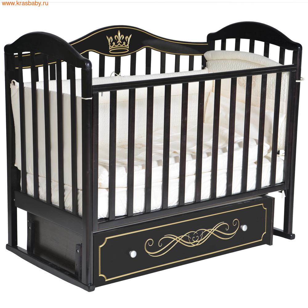 Кроватка Кедр EMILY 3 (фото, вид 2)
