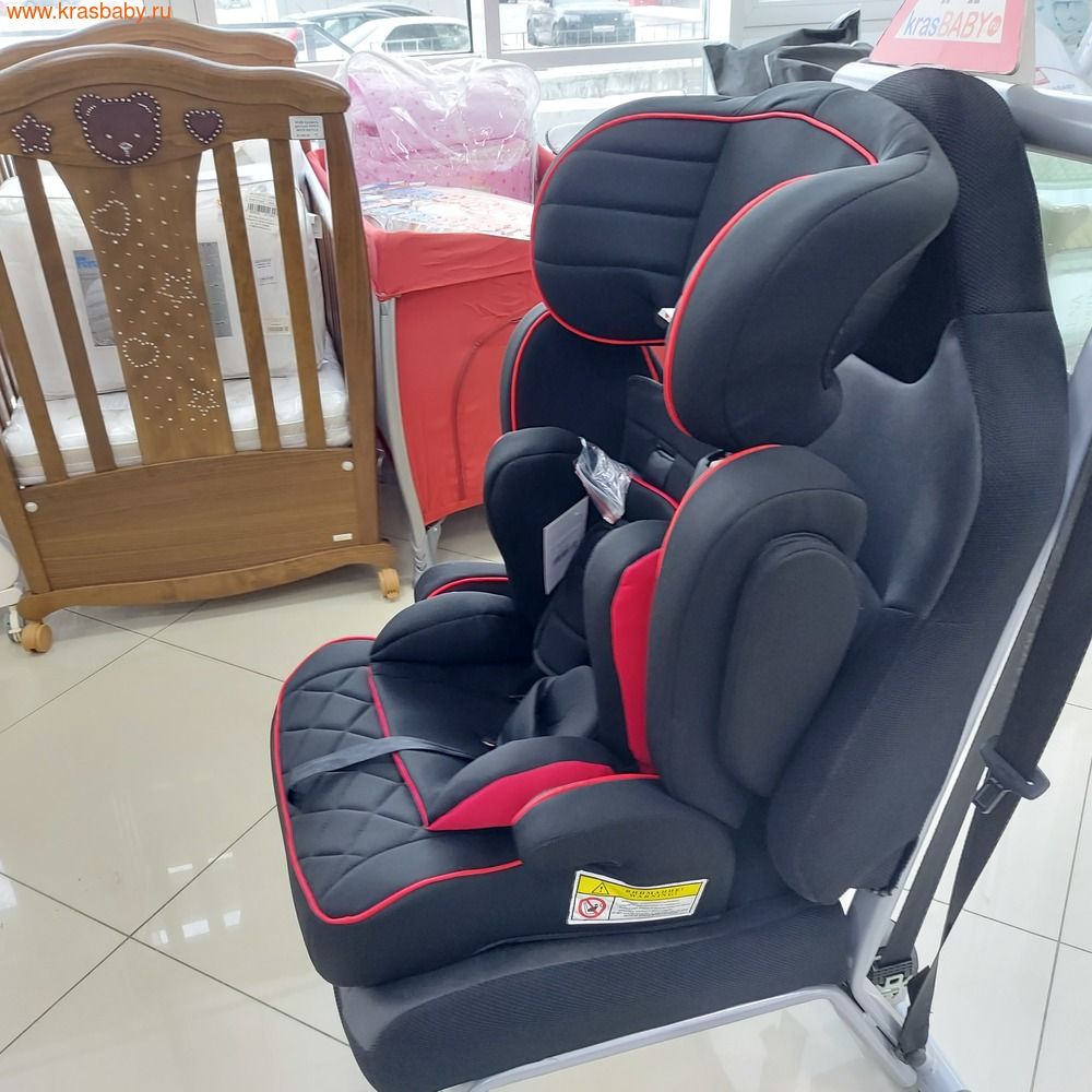 Автокресло LiTTLE KiNG LK-03 IsoFix, 9-36 кг (фото, вид 4)