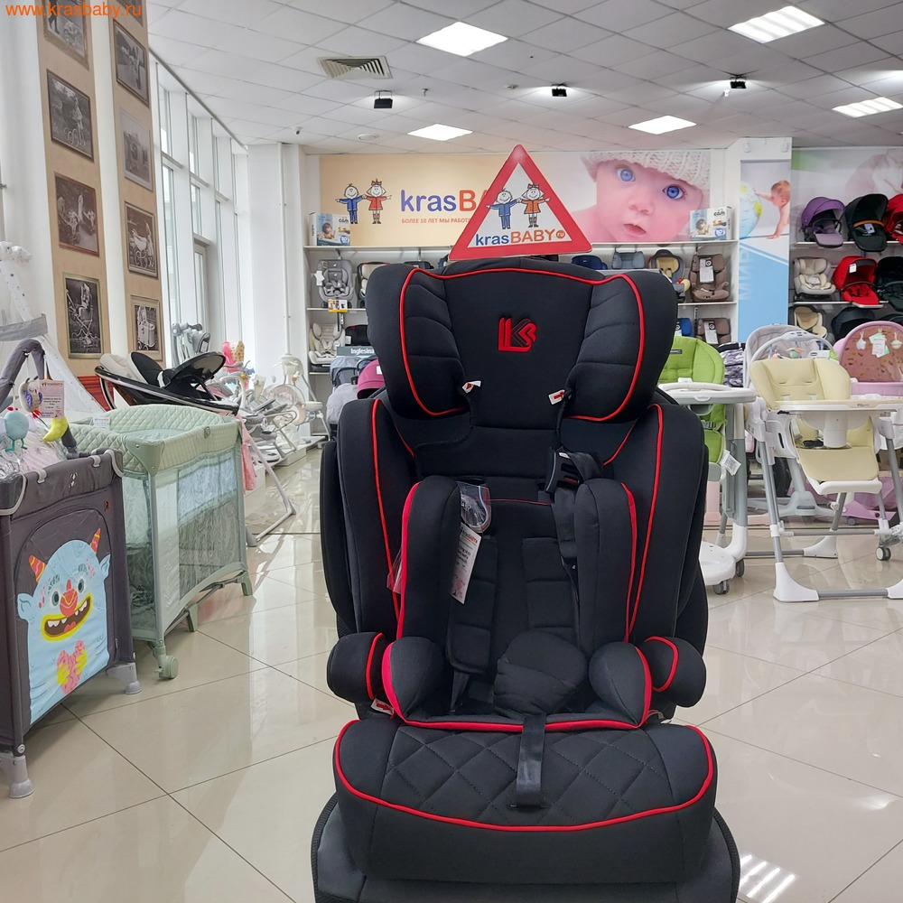 Автокресло LiTTLE KiNG LK-03 IsoFix, 9-36 кг (фото, вид 5)