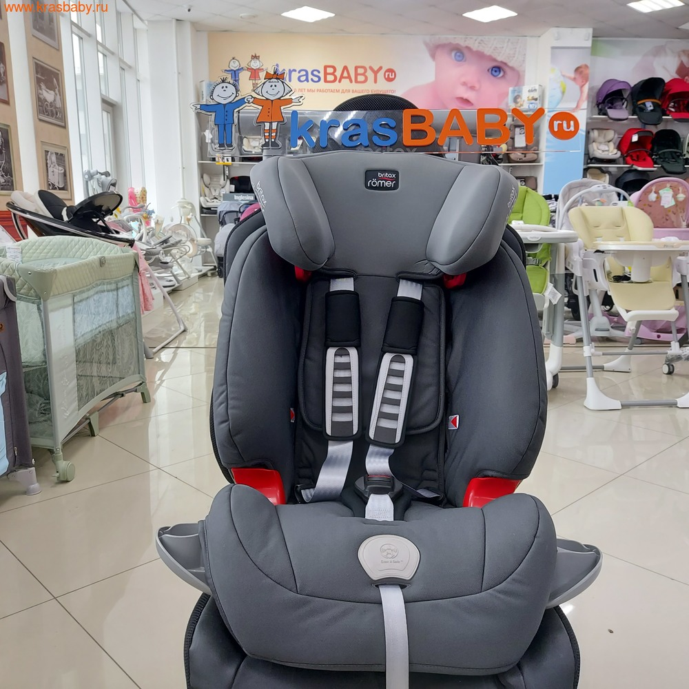 Автокресло BRITAX ROEMER Evolva 1-2-3 plus (9-36 кг) (фото, вид 2)
