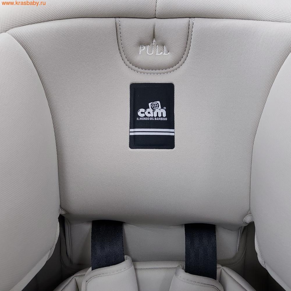 Автокресло CAM Calibro ISOFIX (9-36 кг) (фото, вид 5)