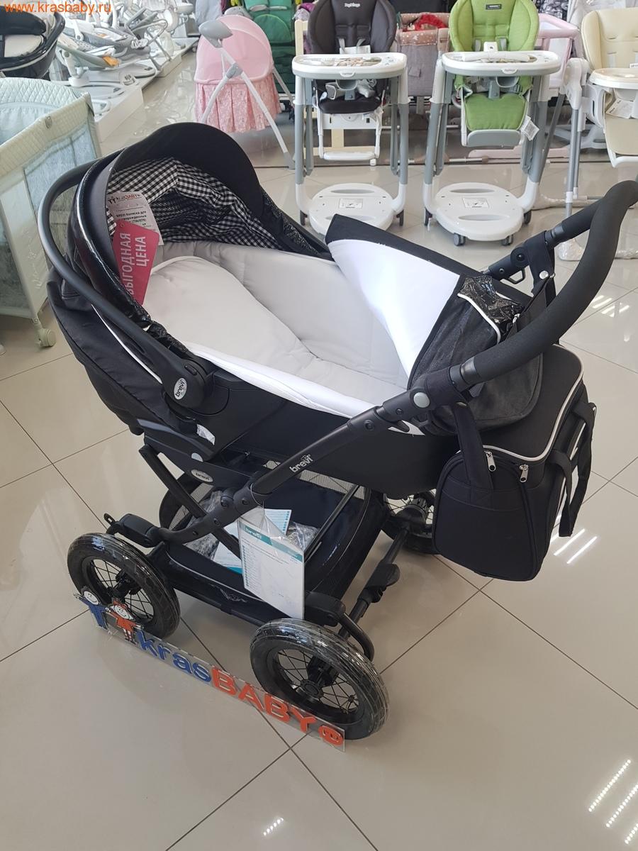 Коляска для новорожденного BREVI Rider (фото, вид 3)