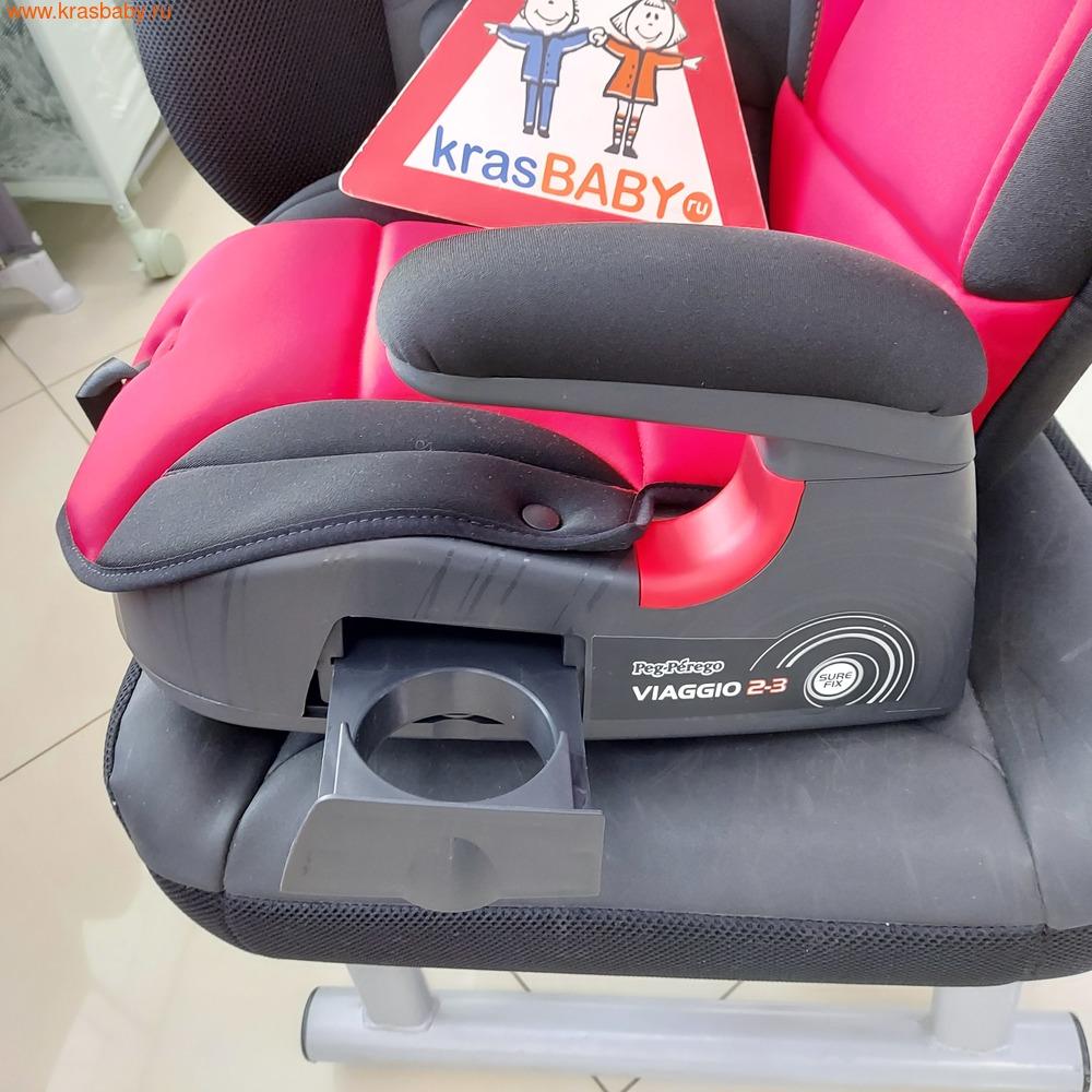 Автокресло Peg Perego VIAGGIO 2/3 Surefix (15-36 кг)-ISOFIX (фото, вид 19)