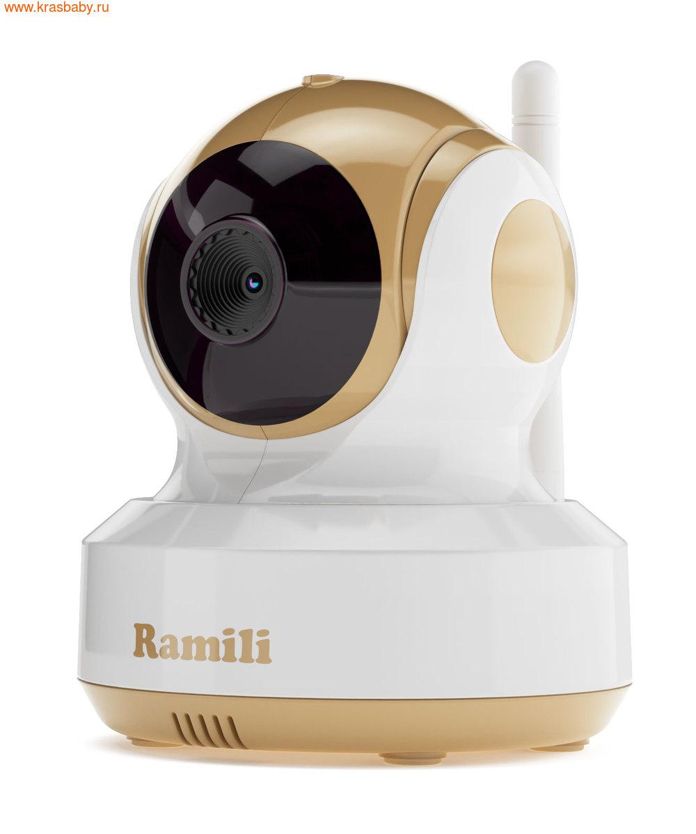Видеоняня RAMILI BABY ВИДЕОНЯНЯ RV1500C Wi-Fi HD720p (фото, вид 4)
