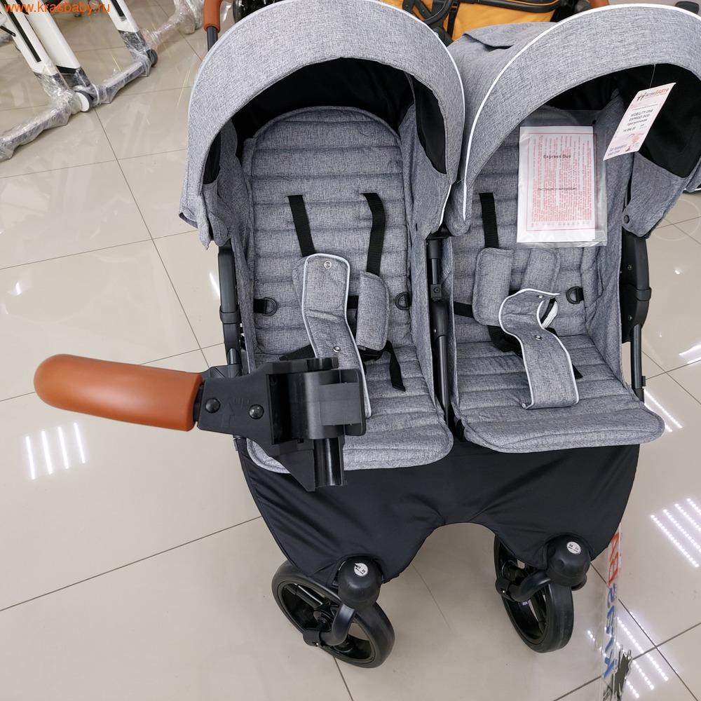 Коляска для двойни Mobility One Express Duo (фото, вид 10)