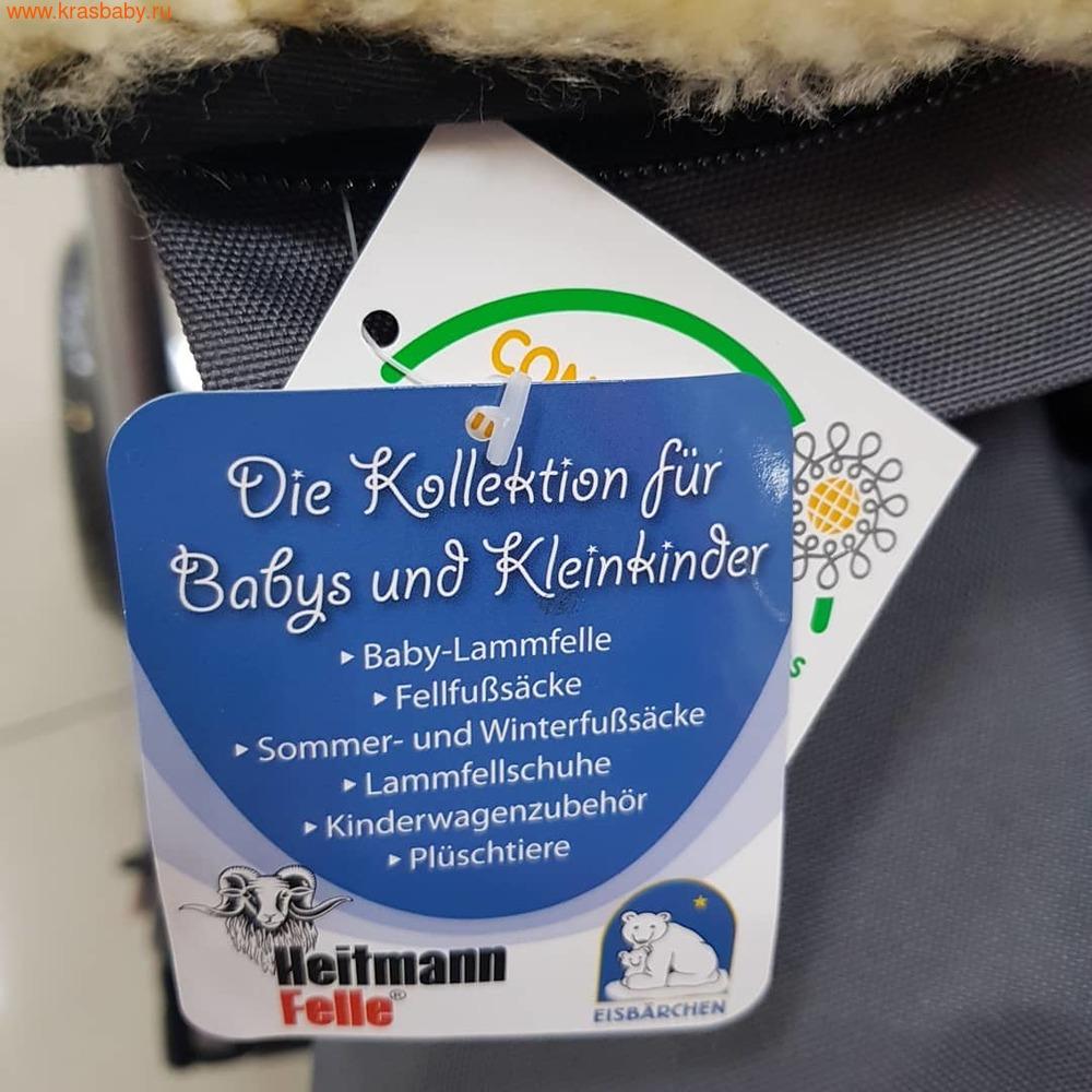 Конверт Heitmann Felle КОНВЕРТ ИЗ ОВЧИНЫ PREMIUM (фото, вид 7)