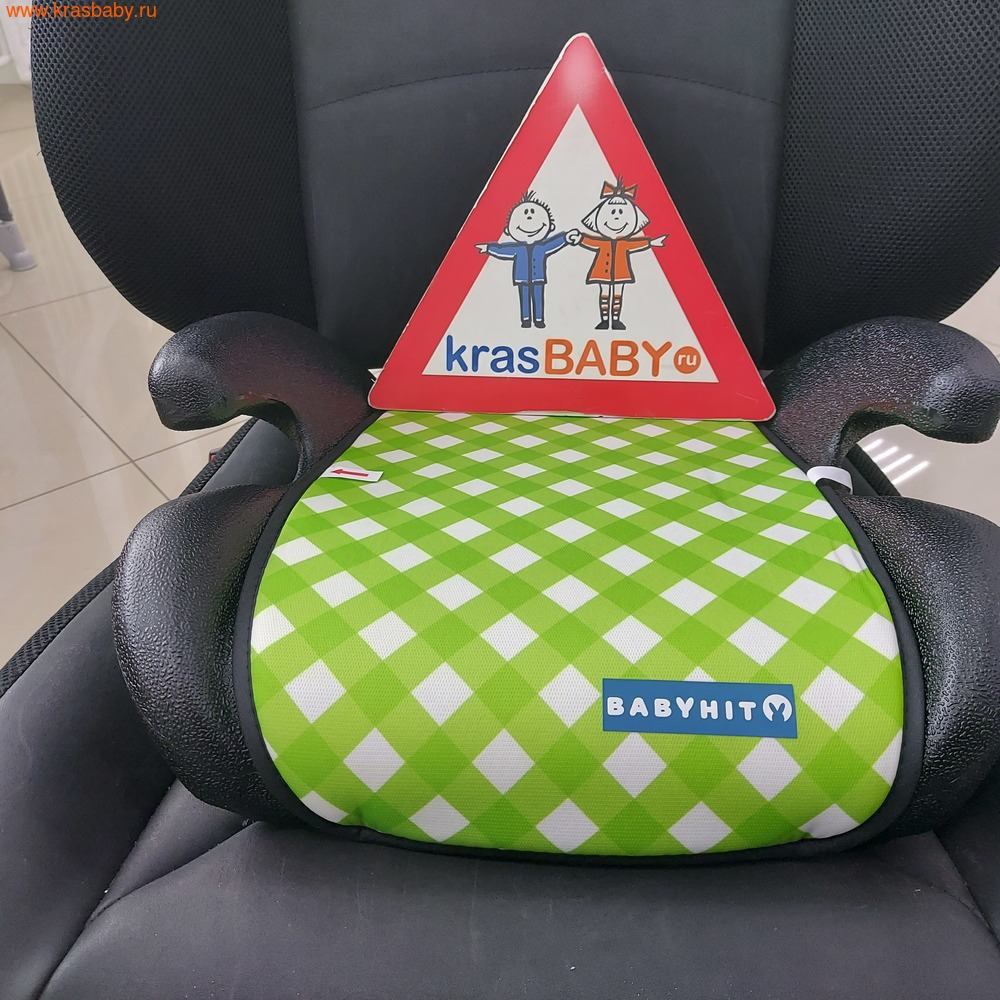 Автокресло-бустер BABYHIT BOOST (22-36 кг) (фото, вид 3)