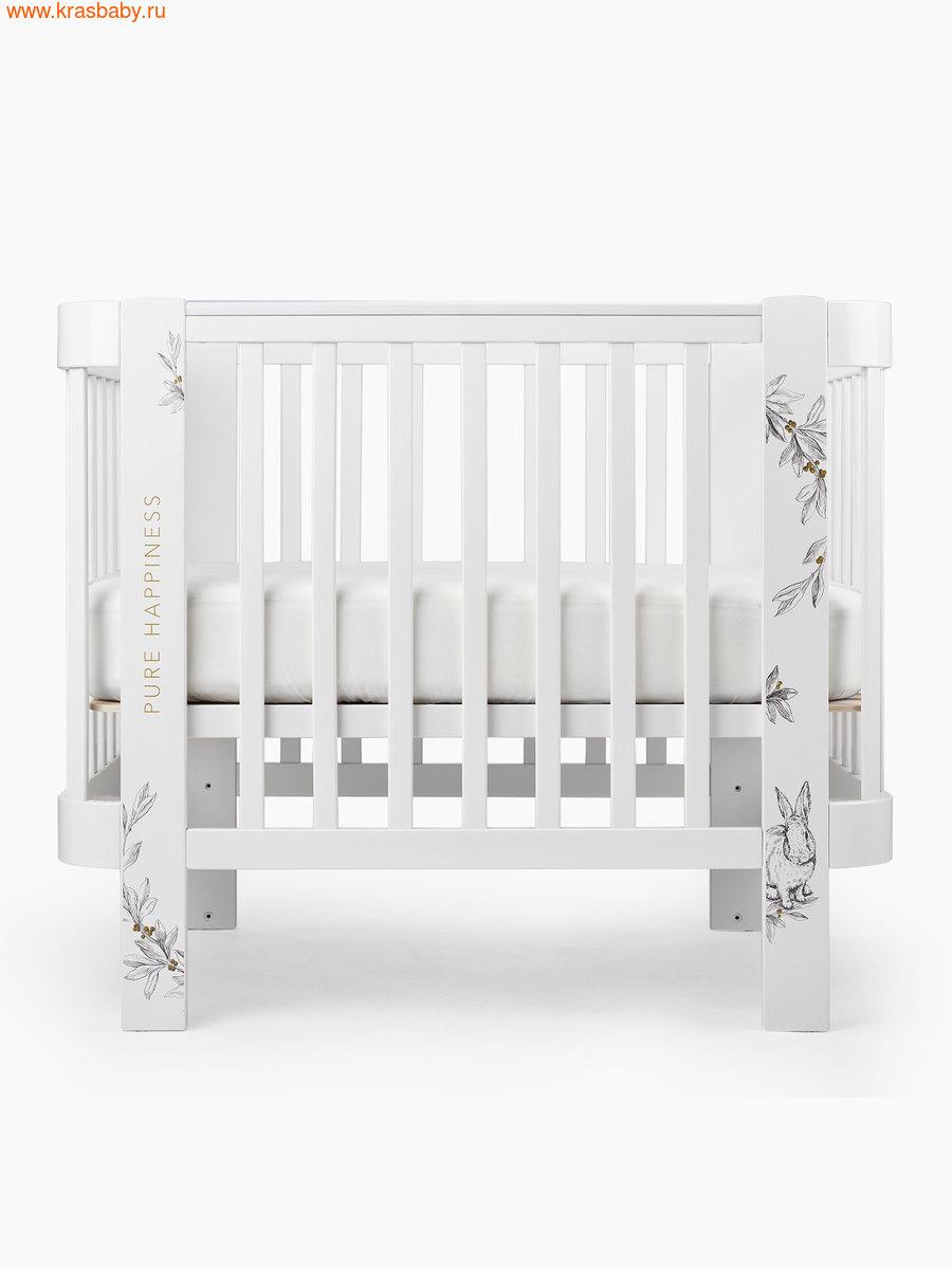 Кровать-трансформер HAPPY BABY MOMMY LOVE (фото, вид 1)