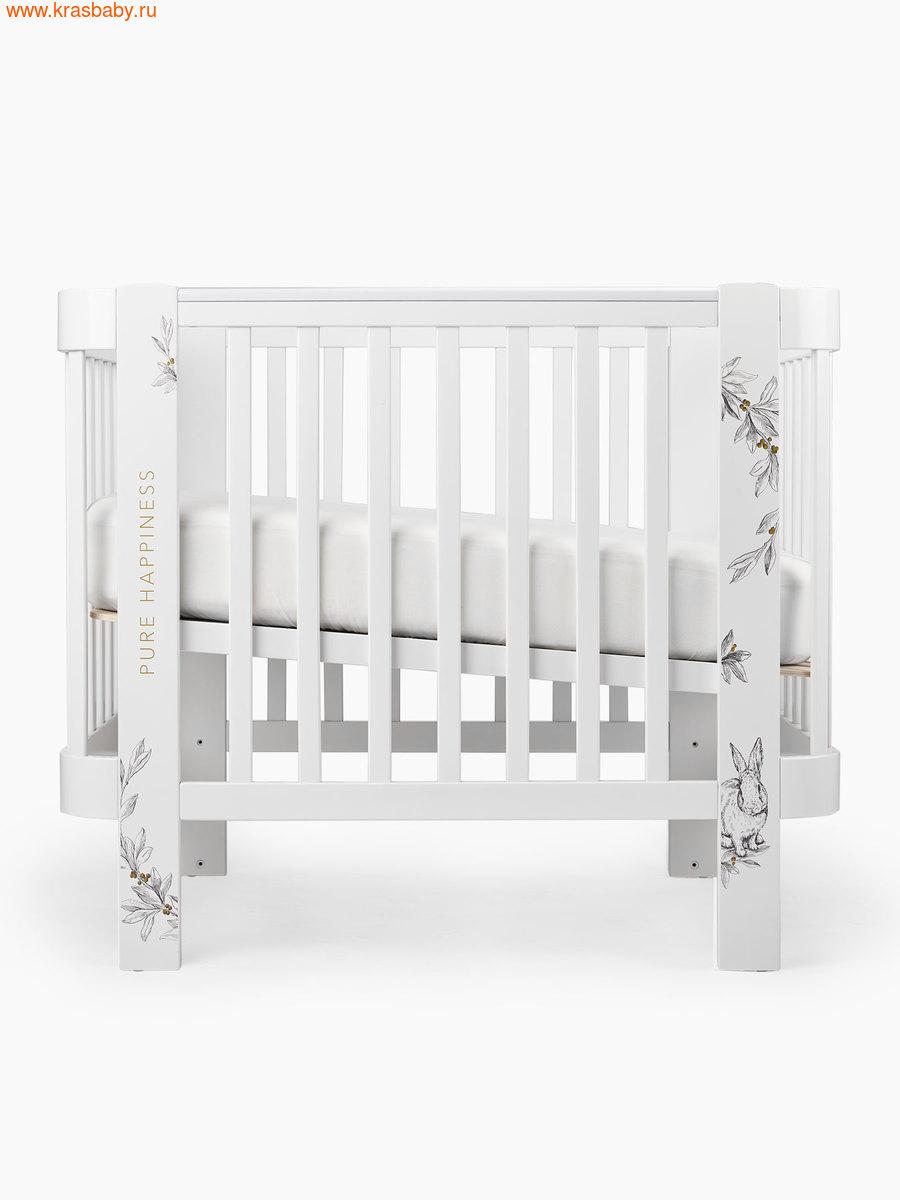 Кровать-трансформер HAPPY BABY MOMMY LOVE (фото, вид 2)