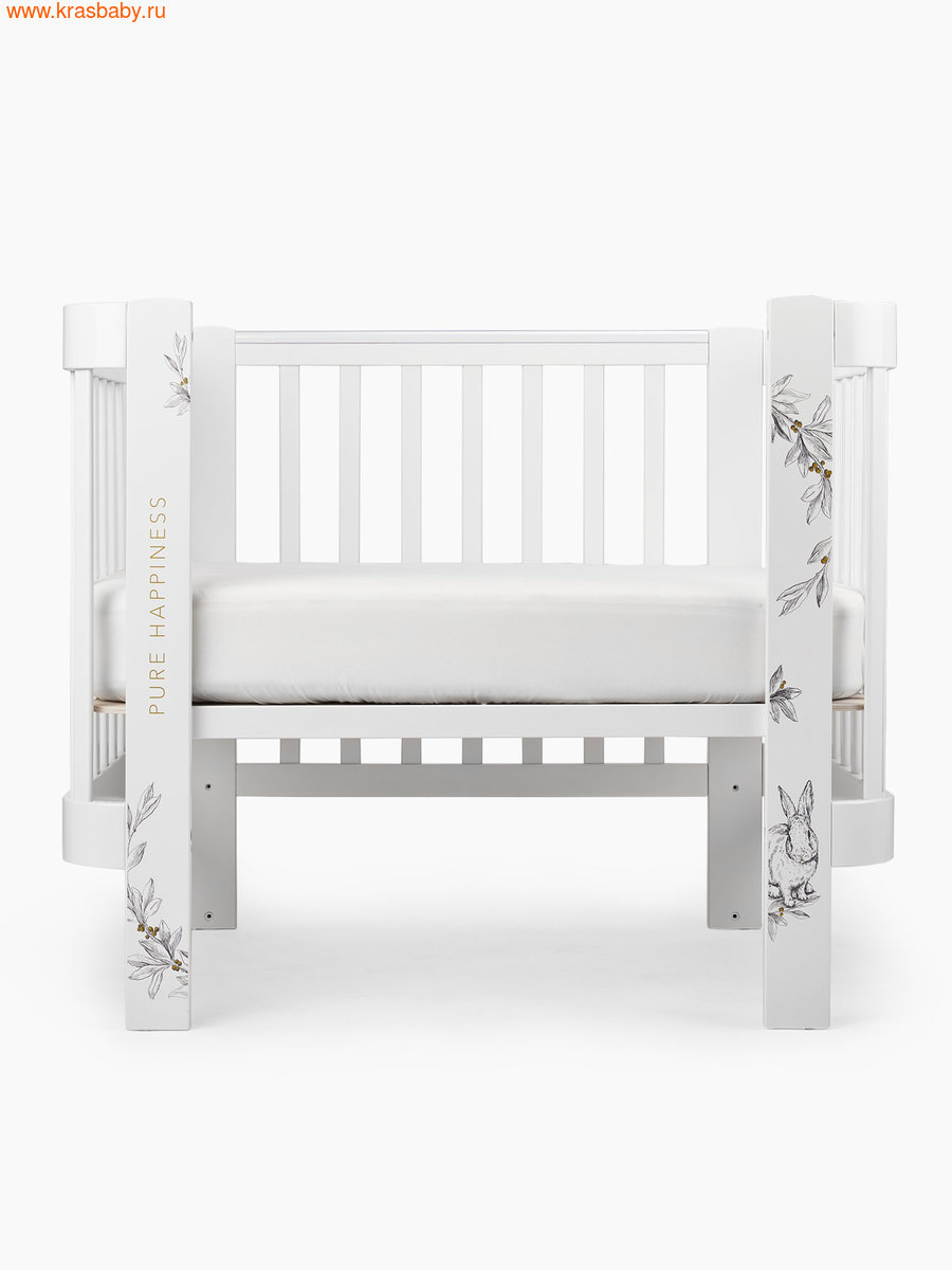 Кровать-трансформер HAPPY BABY MOMMY LOVE (фото, вид 3)