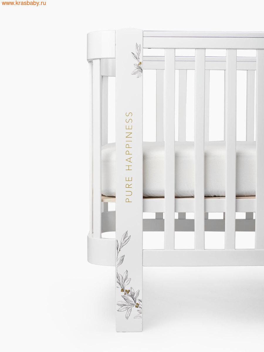 Кровать-трансформер HAPPY BABY MOMMY LOVE (фото, вид 5)