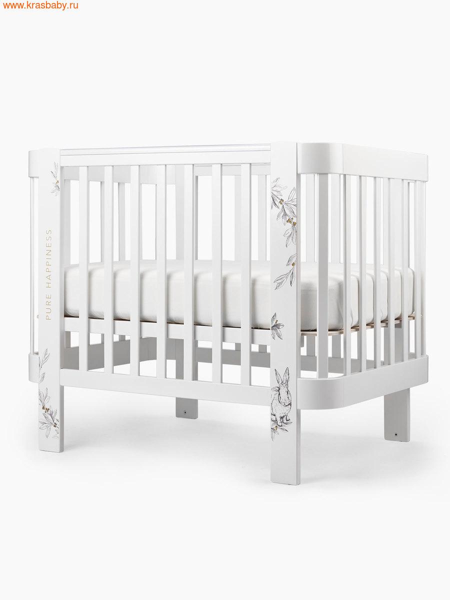Кровать-трансформер HAPPY BABY MOMMY LOVE (фото, вид 8)
