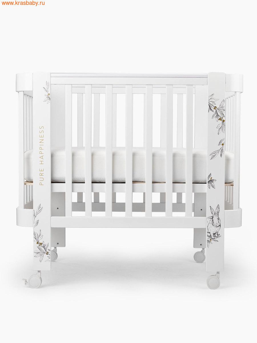 Кровать-трансформер HAPPY BABY MOMMY LOVE (фото, вид 9)