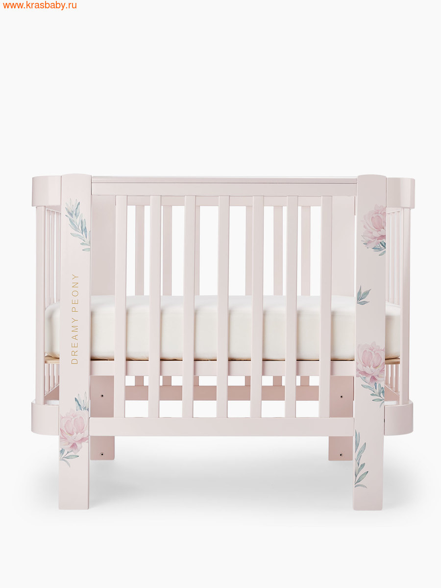 Кровать-трансформер HAPPY BABY MOMMY LOVE (фото, вид 10)