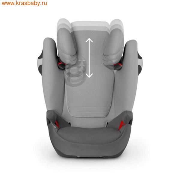 Автокресло CYBEX Solution M-Fix SL (15-36 кг) (фото, вид 1)