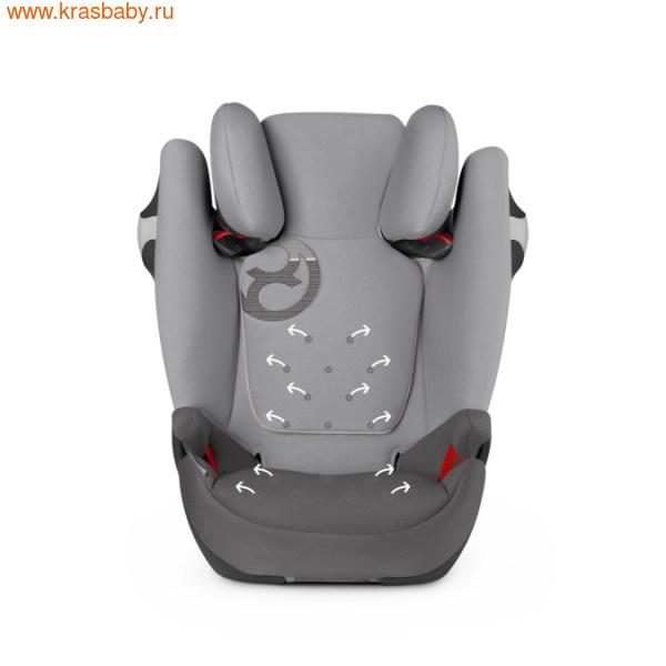 Автокресло CYBEX Solution M-Fix SL (15-36 кг) (фото, вид 2)