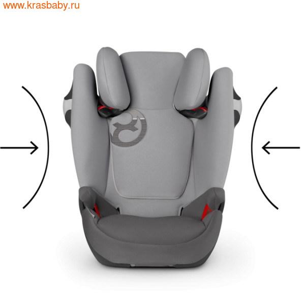 Автокресло CYBEX Solution M-Fix SL (15-36 кг) (фото, вид 3)