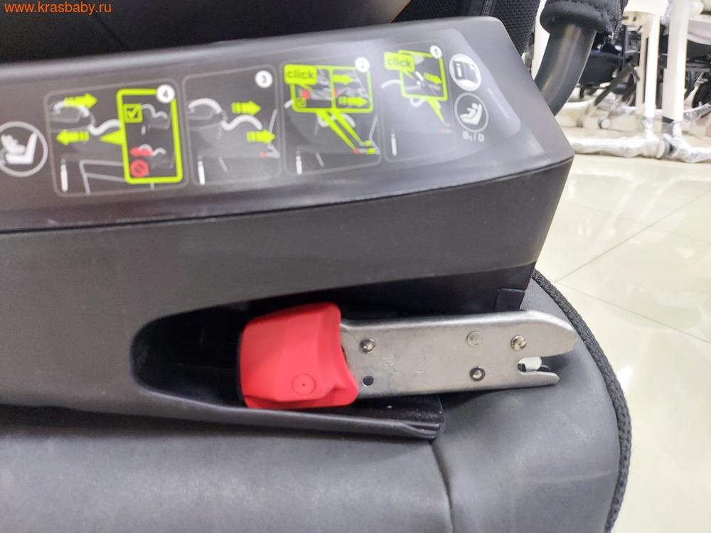 Автокресло BRITAX ROEMER DUALFIX 2R (0-18 кг) (фото, вид 11)