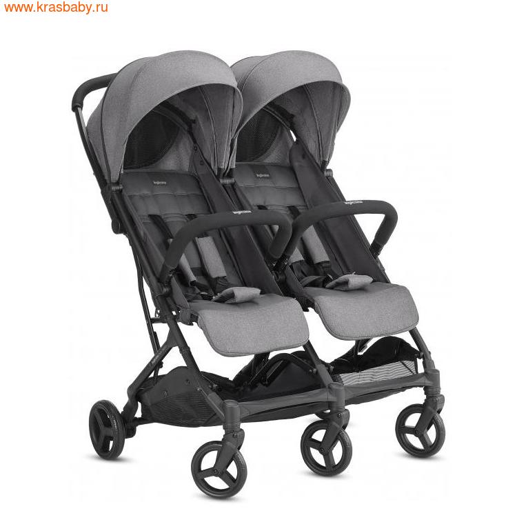 Inglesina прогулочная коляска для двойни Twin Sketch (12,5 кг) (фото, вид 8)