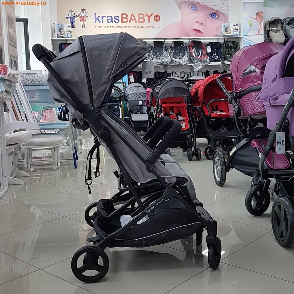 Inglesina прогулочная коляска для двойни Twin Sketch (12,5 кг) (фото, вид 11)