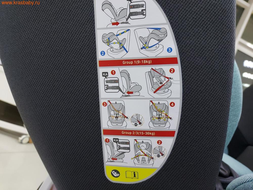 Автокресло FARFELLO COSTA YB104A (0-36 кг) (фото, вид 8)