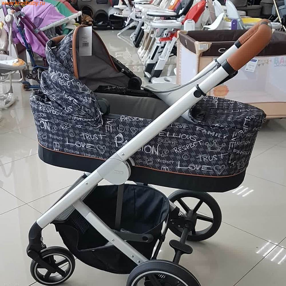 Коляска модульная CYBEX BALIOS S (FASHION COLLECTION) 2 в 1 (фото, вид 14)