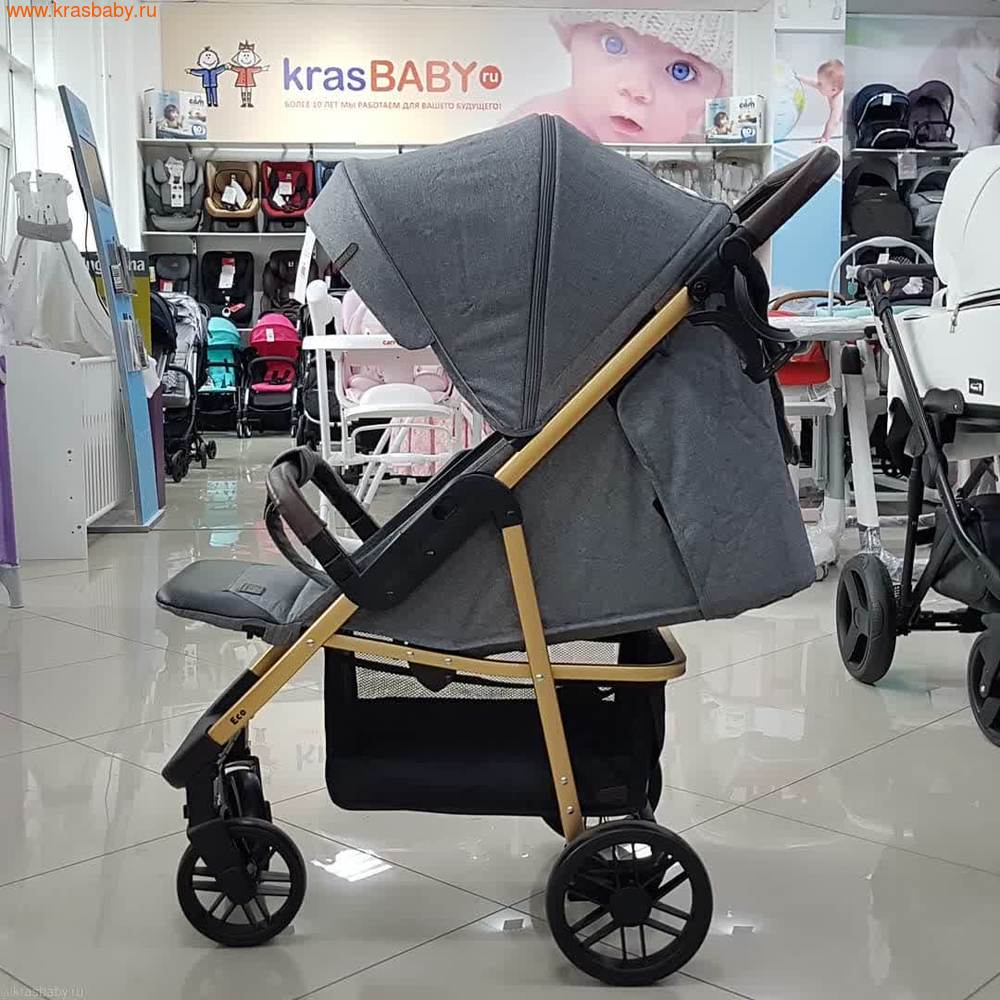 Коляска прогулочная Baby Tilly ECO (фото, вид 7)