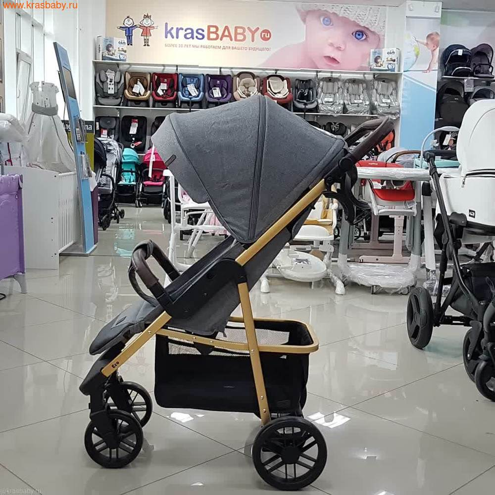 Коляска прогулочная Baby Tilly ECO (фото, вид 8)