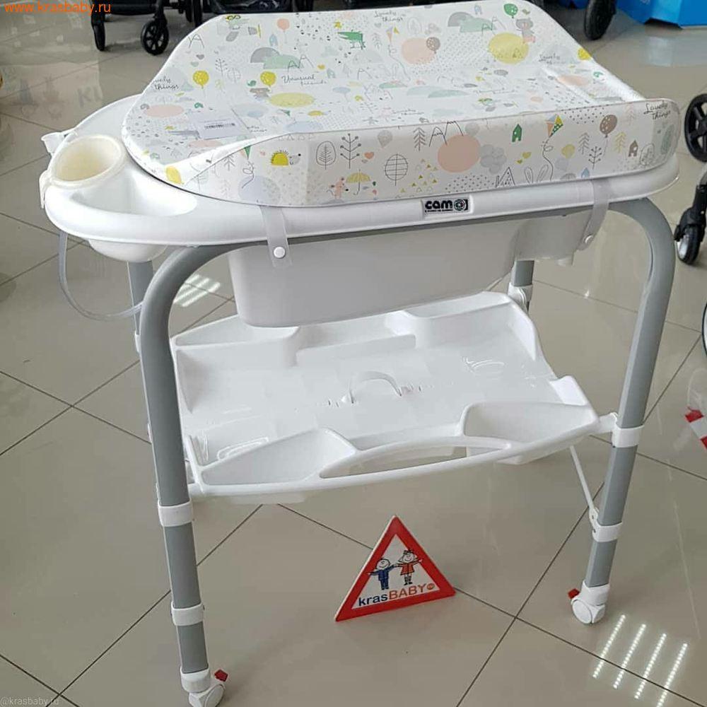 Пеленальный столик CAM CAMBIO (фото, вид 23)