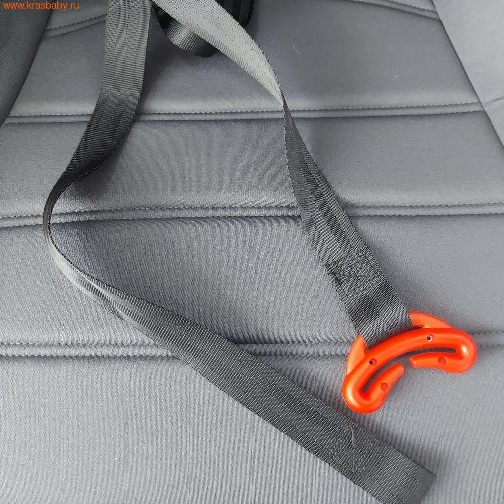 Автокресло-бустер Osann Junior Gurtfix (15-36 кг) (фото, вид 2)