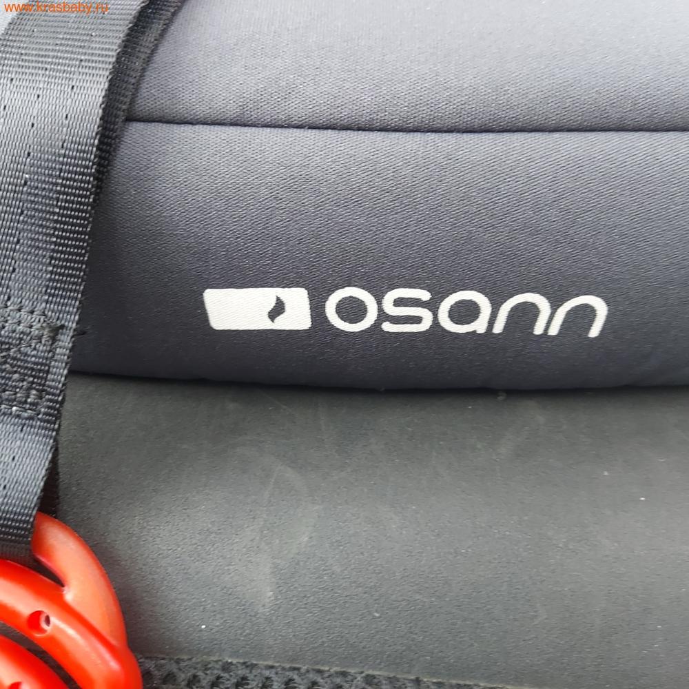 Автокресло-бустер Osann Junior Gurtfix (15-36 кг) (фото, вид 4)