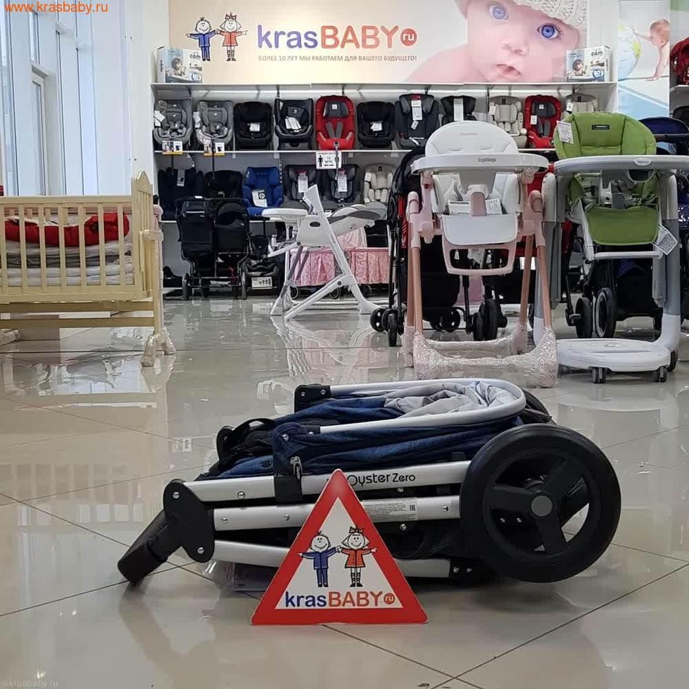 Коляска прогулочная Baby Style OYSTER ZERO (7,9кг) (фото, вид 3)