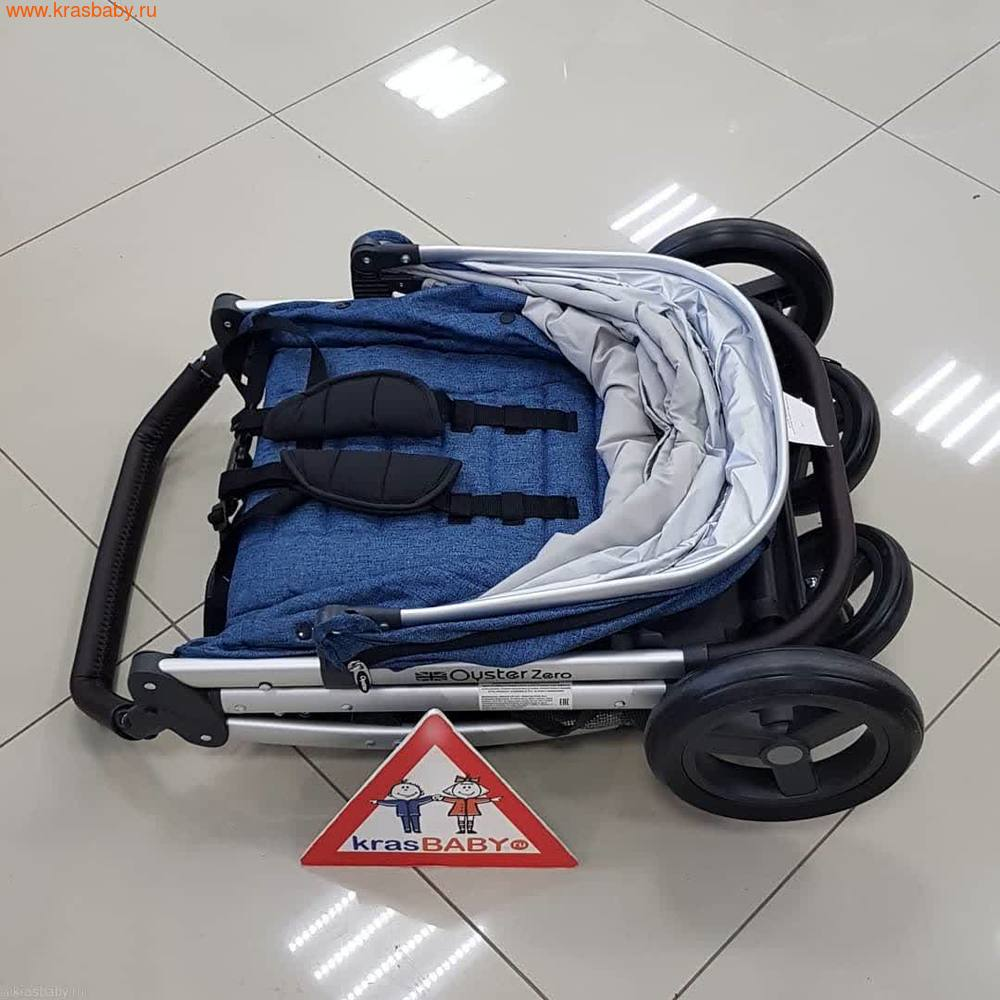 Коляска прогулочная Baby Style OYSTER ZERO (7,9кг) (фото, вид 4)