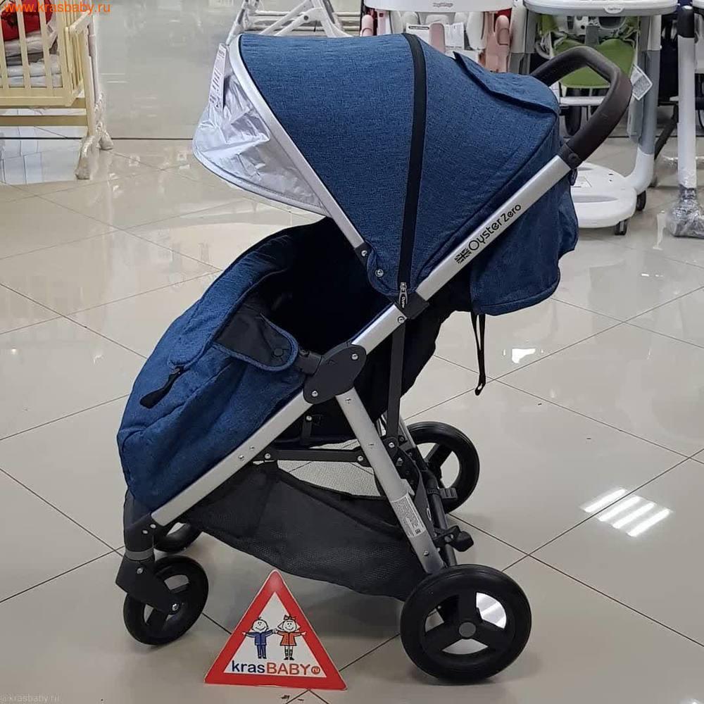 Коляска прогулочная Baby Style OYSTER ZERO (7,9кг) (фото, вид 5)