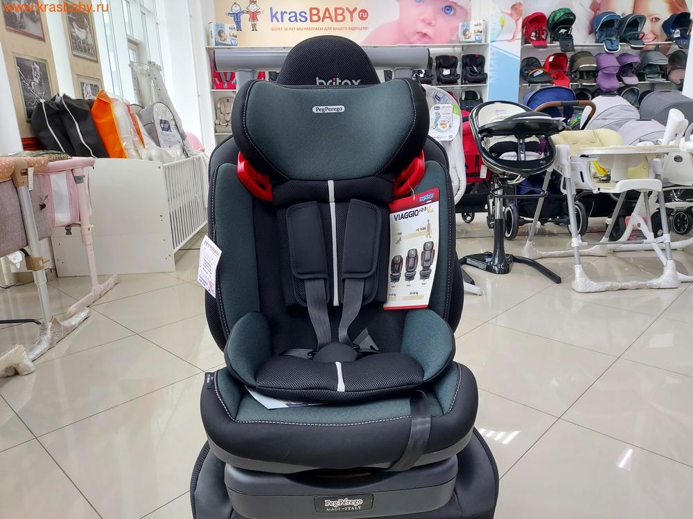 Автокресло Peg Perego Viaggio Via (9-36 кг) (фото, вид 17)