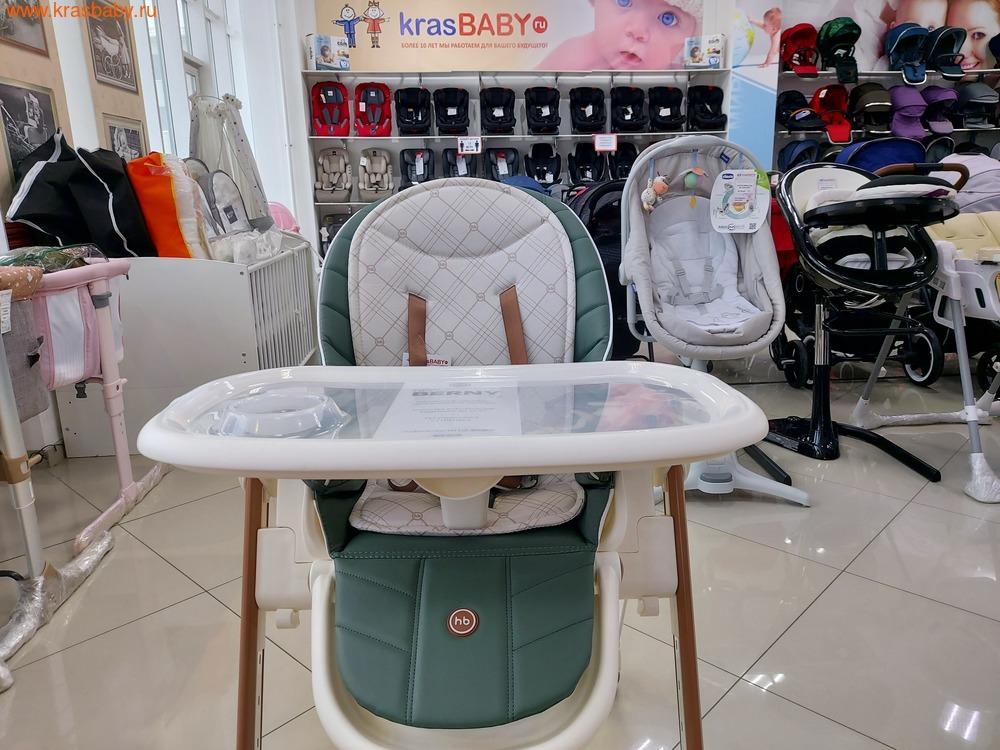 Стульчик для кормления HAPPY BABY BERNY V2 (фото, вид 10)